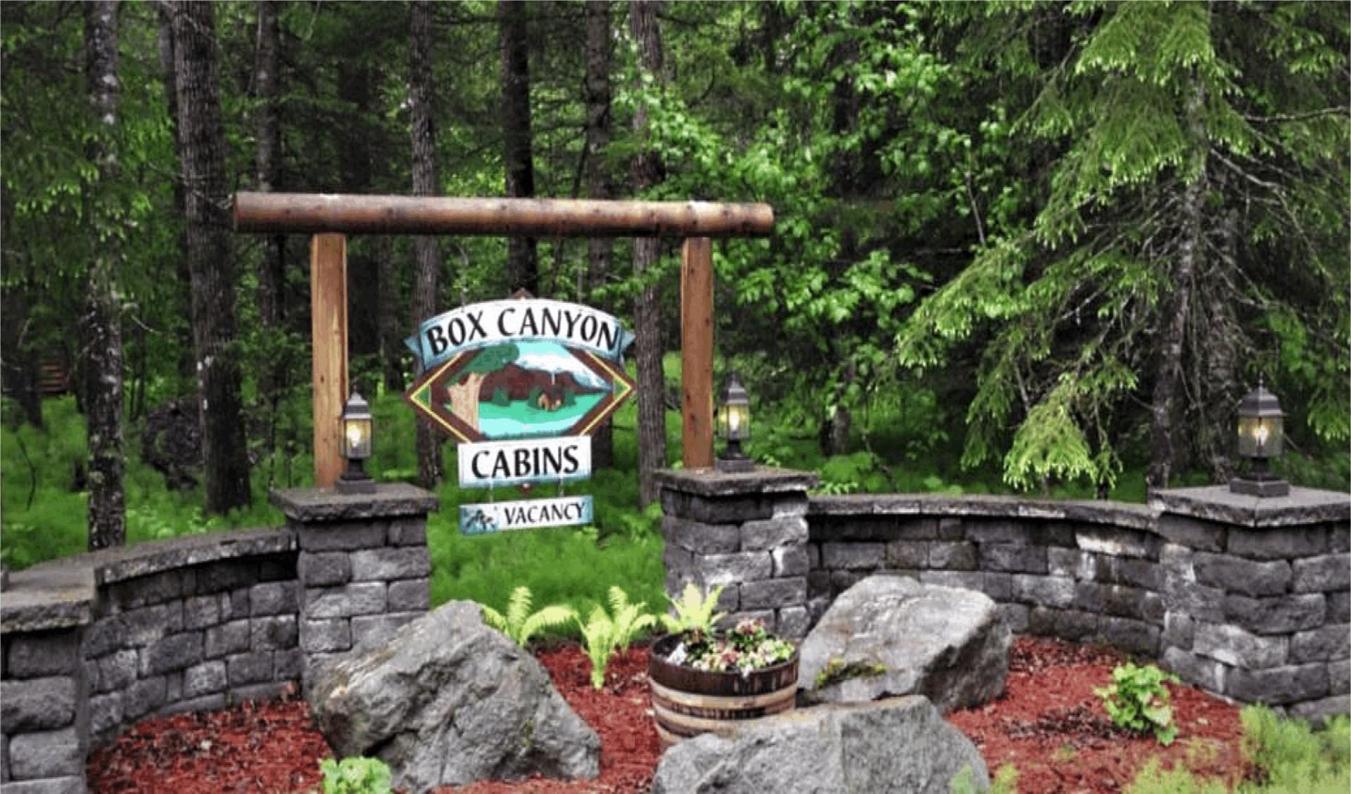 Fisherman's Cabin - Box Canyon Cabins