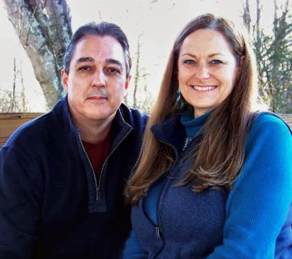 Rob & Rene Montgomery, Owners, Box Canyon Cabins.